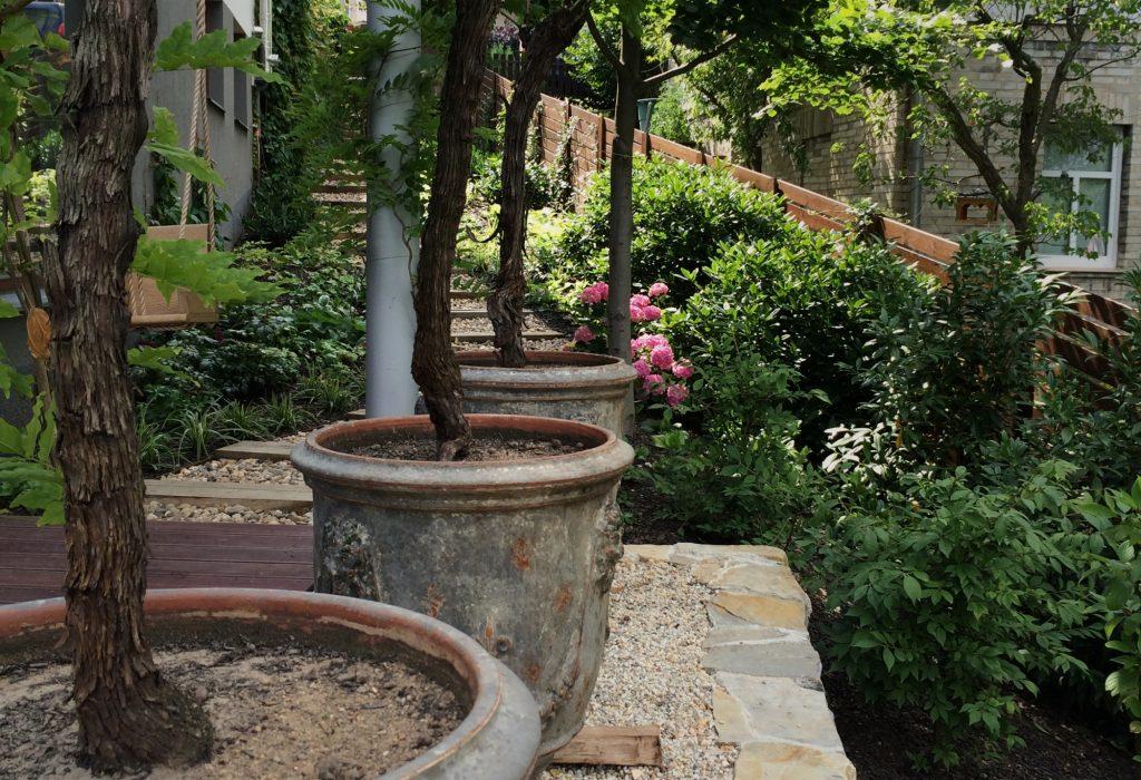 zahrada s nadechem-italie