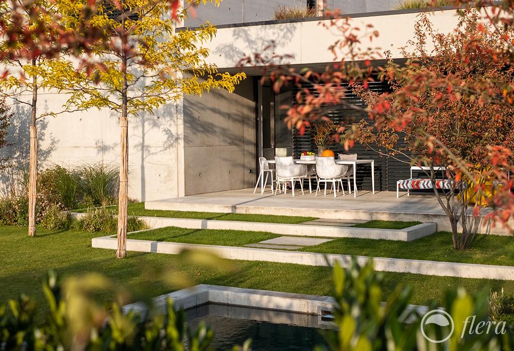minimalistická zahrada1